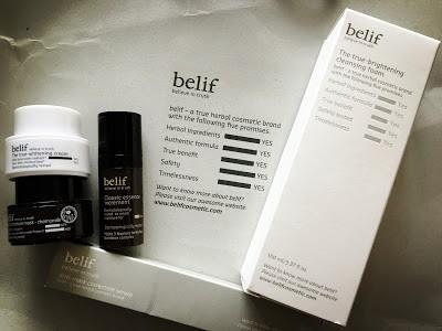 韓國製造商採用了英國草本植物學專家Napiers的美顏護膚配方,先後開發了度身定制的產品並於2010年創立了belif這優質的韓國美容品牌。 belif的品牌哲學是秉持「真實」、「簡約」、「真...