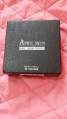 原來April Skin 在韓國預售其間很快已售罄,上市50天銷量突破4萬。     見禁多人讚我又去買黎試下先,韓國的cushion都真係好多品牌呢隻仲有 防紫外線 SPF50 PA+++都幾高,我...