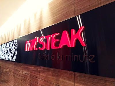 Mr. Steak 的西餐和扒, High tea set也吃過, 質素在城中的連瑣西餐廳中算是出色, 而位於世貿的Mr. Steak Buffet a la minute則以抵食生蠔自助餐為賣點. ...