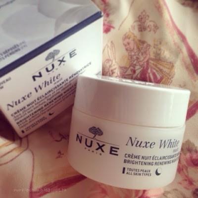 冬季慣用的Night Cream和Slepping Mask都比較滋潤,著重保濕。到了春天夏天,又是美白的好時機。轉季時,如果沒有使用合適的護膚品,皮膚容易變得粗糙、無光澤。今次推介給大家的NUXE花...