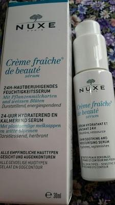 最近長期都在乾燥環境之中加上我都是缺水肌膚底, 感覺皮膚再轉天氣之時會更加乾燥, 最近試上NUXE Crème Fraîche植物鮮奶保濕系列其中一款鮮奶精華, 因知道NU...