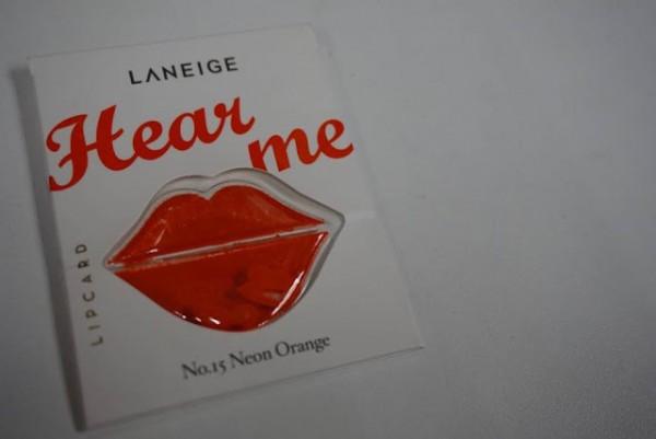 前排 Laneige 推出左lipcard, 本身我都無乜意慾去試, 不過好姊妹係韓國帶左laneige lipcard做手信比我, 今次就同大家做個product review 啦。      ...