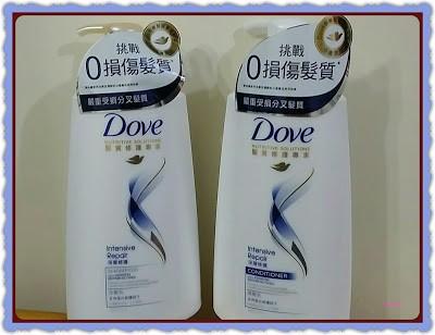 每隔幾個月我都會去染髮, 到脫色的時候就發現無光澤同易折斷的問題。 今次預上Dove的 深層洗護系列 我相信可以解決問題 用開Dove 都必定有信心同明顯效果。            Dove In...