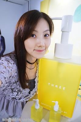 忙住湊B既日子, 比較少留意美容動態, 原來有不少新的美妝品牌進駐香港, 其中一個就是來自日本的植萃品牌THREE. THREE- 3是創造的象徵, 產品結合自然界的植物萃取, 現代科學技術與日本專業...