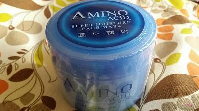 對上一次試用了花印淨膚卸妝水再有新品推出,特別推出水漾潤顏補水面膜 (Amino Acid Super Moisture Face Mask,就是我都喜歡的快速懶人保養法 忙碌中絕對是睡前的好幫手,...