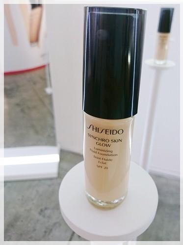 尋找專屬個人智能輪廓彩粧分析 ♥Find Your Glow @Shiseido♥